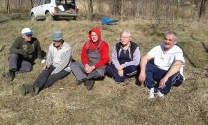 Uređivanje terena na Jegričkoj